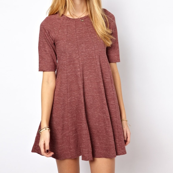 Anthropologie Dresses & Skirts - Anthropologie Ganni Winter Jersey Swing Dress